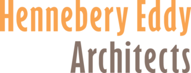 Hennebery Eddy Architects logo